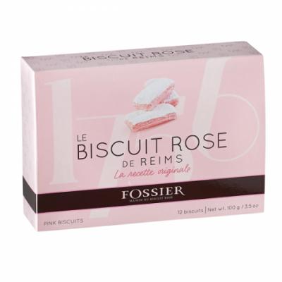 Le Biscuit Rosé de Reims 100g