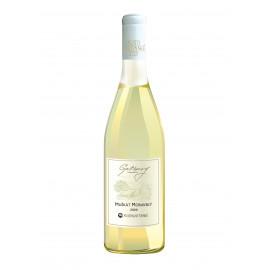 Svatomartinské víno Muškát moravský 2020