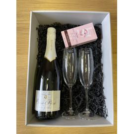 Dárkový balíček s Champagne