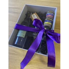 Dárkový balíček s francouzským cognacem XO