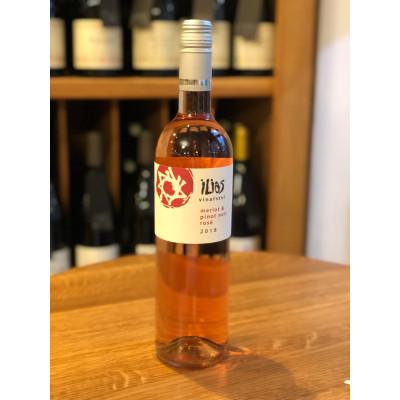 Merlot & Pinot noir Rosé 2018