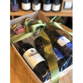 Dárkový koš - Výběr toskánských vín