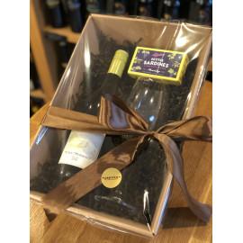 Dárkový balíček s vínem z vinařství Gotberg